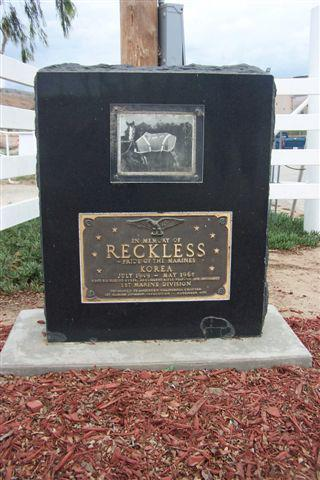 Reckless Memorial