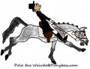 How to Ride a Dressage Test - The Eventer's Version