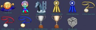 Horse Phenomena Achievement Badges Update
