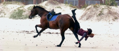 Horse Etiquette That Non-horsey People Will Never Understand