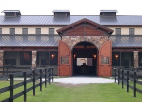 Glamorous Horse Stables