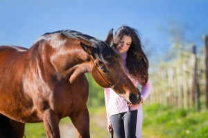 Horse Stress Relief Methods