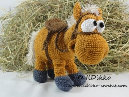 Knit For Your Horse