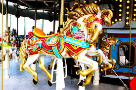 Buying a Carousel Horse