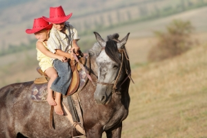 Kids on Horses - Cute or Dangerous