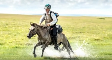70 Year Old Wins Mongol Derby 600 Mile Horse Race