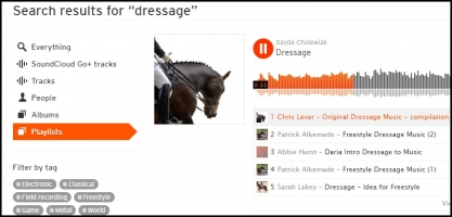 Horse Music While You Ride