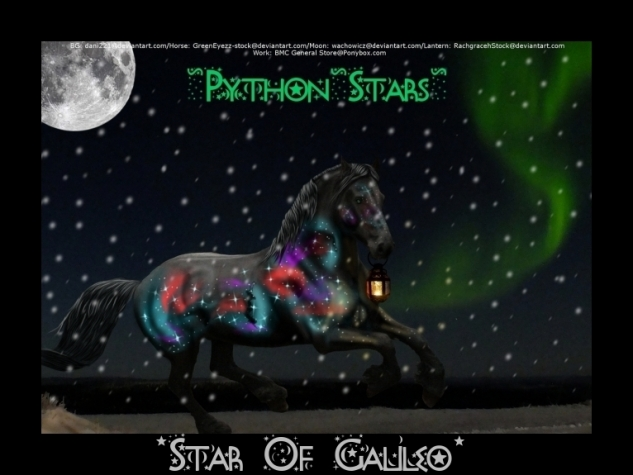 3P Star Of Galileo